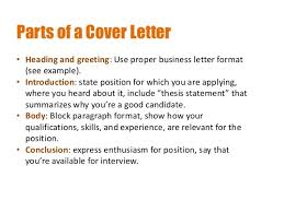 greetings for cover letters 15050