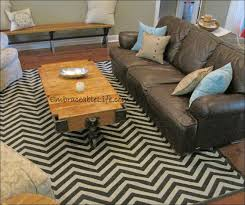 living room fabulous chevron rug ikea black and neon chevron rug