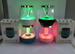 best magic lights mini bluetooth speakers stereo wireless