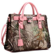 Rebel Flag Lingerie Realtree Camouflage Satchel With Lock And Tassel Accents U2013 All