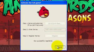 angry birds seasons 2 2 0 year of dragon pc game for free
