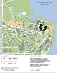 University Of Michigan Parking Map by Washington Huskies University Of Washington Athletics