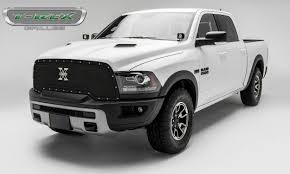 Dodge Ram All Black - t rex truck products introduces tough new grille designs for 2015