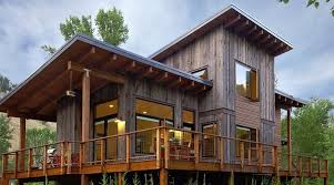 shed style houses this shed roof style home is near ketchum idaho the vertical