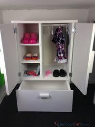 18 inch doll storage cabinet american closet american ideas american ideas