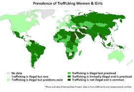 Human Trafficking Estimates by Human Trafficking Mystery Sturbridge