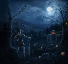 images gothic fantasy hat girls fantasy halloween moon night time