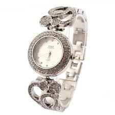bracelet chain watches images 2016 new g d women watch silver single chain stainless steel band jpg