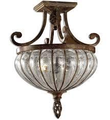 uttermost semi flush lighting fixtures lamps com