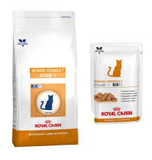 senior consult stage 2 high calorie royal canin veterinary care nutrition senior consult cat food