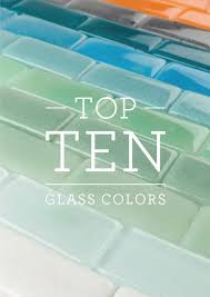 Best  Glass Tile Backsplash Ideas On Pinterest Glass Subway - Colorful backsplash tiles
