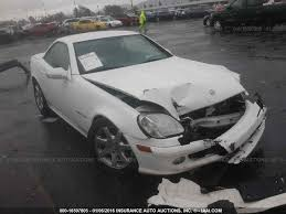 Slk230 Interior 1997 2003 Mercedes Benz Slk230 R170 Rear Axle Shaft A2023508810
