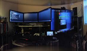 Gamer Home Decor Desk Setup Accessories Top Battlestations Reddit Mad Catz Cyborg