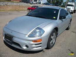 eclipse mitsubishi 2003 2003 sterling silver metallic mitsubishi eclipse gs coupe