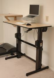 Diy Standup Desk by Best Sit Stand Desk Enchanting Standing Desk Ideas 21 Diy Standing