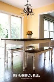 Kitchen Table Furniture 87 Best Farmhouse Diy Images On Pinterest Farmhouse Style