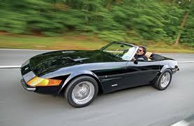 275 gtb replica for sale 1972 chevrolet corvette 365 4 gts daytona spyder replica