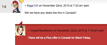 amazon black friday canada black friday 30 1y ps deal confirmed for amazon gs bb tru