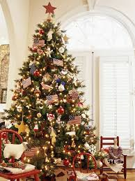 themed christmas tree decorations christmas tree theme ideas from better homes gardens