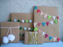 two shades of pink gift wrap ideas day 3