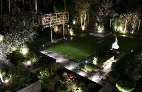 Backyard Solar Lighting Ideas Outdoor Solar Garden Lights Gardening Design