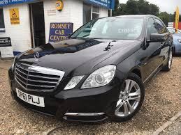 used mercedes benz e class manual for sale motors co uk