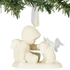 snowbabies family my puppy ornament giftcollector