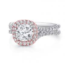 Halo Cushion Engagement Rings Uneek Lvs898 0 62ctw Cushion Halo Engagement Ring
