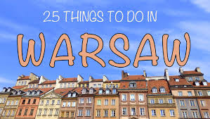 25 things to do in warsaw poland top attractions travel guide