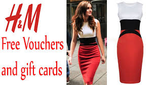 h m si e social free h m voucher codes use these h m gift cards