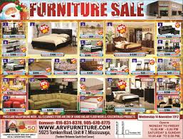 Kids Bunk Beds Toronto by Arv Furniture Mississauga Toronto Weekly Flyer Early Winter Sale