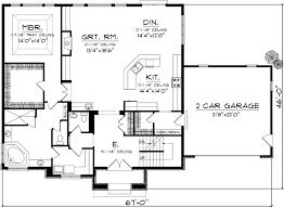House Plans Open Concept Sumptuous Design Inspiration 10 35 X 65 House Plans Modular Homes