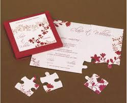 faire part mariage originaux faire part mariage original puzzle sylvestre