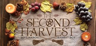 mabon 2017 sabbat box theme release the second harvest