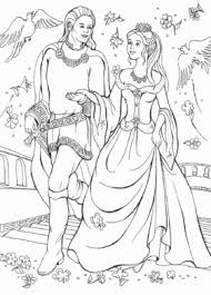 disney princess wedding coloring pages pictures pin