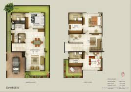 surprising 2 bedroom south facing duplex house floor plans images
