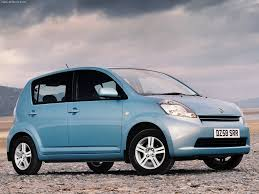 daihatsu sirion description of the model photo gallery