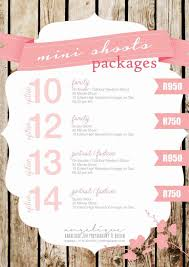 photography packages packages angeliquejvr photography design