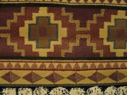 Lodge Style Area Rugs Delectably Yours Dreamcatcher Lodge Southwestern Area Rug