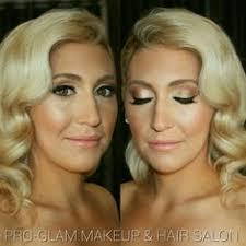Makeup Hair Salon Glamour Bride By Chrisi Tsakiris At Pro Glam Makeup U0026 Hair Salon