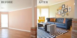 livingroom makeover my eclectic living room makeover after lesley myrick design
