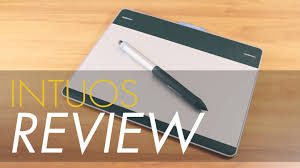 wacom intuos amazon black friday wacom intuos pen and touch review cth480 youtube