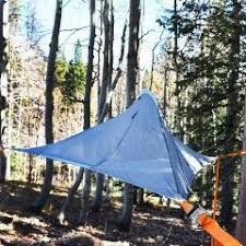 hanging tree tent triangle suspension tent self hanging hammock