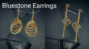 bluestone earrings gold drop earrings bluestone set no 1 dcyoutube