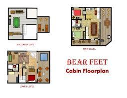 Cabin Floorplan Great Gatlinburg Location Lovely Log Homeaway Gatlinburg