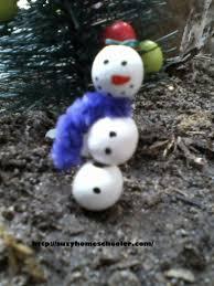 fairy garden in winter suzy homeschooler
