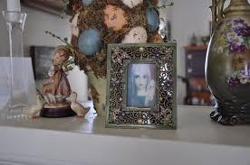 a few easter decorations homespun