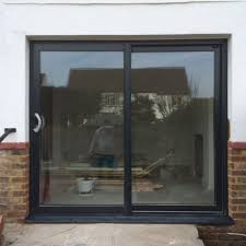 Aluminium Patio Doors Uk Aluminium Patio Doors Brighton U0026 Hove Sussex Glazing Services