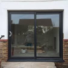 aluminium glass doors aluminium patio doors brighton u0026 hove sussex glazing services
