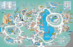 Universal Studios Orlando Map 2015 Vacacionar May 2015
